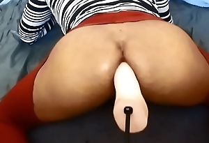 crossdresser femboy pussy creaming superior to before fuck outfit jeff stryker sex-toy