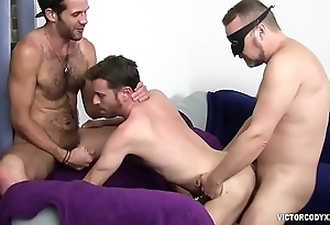 Barebacking DP Sexual connection Fuckfest