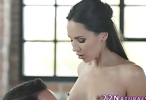 Romantic babes vag screwed