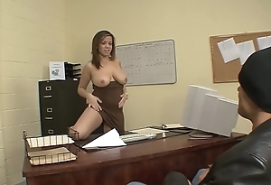 Obese Tit Latina VIP Chevon Taylor Fucks Dude Applying Be advisable for Green Practical joker