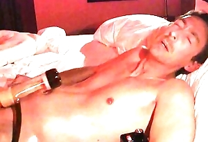 Venus 2000 - Still Jerking off After Cumming and abut on