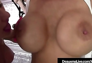 Define Cougar Deauxma Ordered To Masturbate By Mistress!