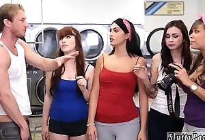 Teen nerd oral-job Laundry Show one's age
