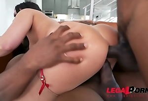 Whitney Wright Gets Punished by Two Big Baleful Knobs