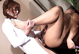 Vers ladyboy sucking before anal supplanting