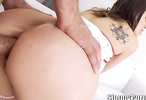 Horny anal trouble oneself Jade Nile